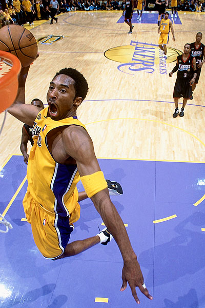 2001, When the Near-Perfect Lakers Almost Imploded ...