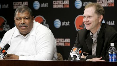 Romeo Crennel        Cleveland Browns Coach Hire Rewind  Part