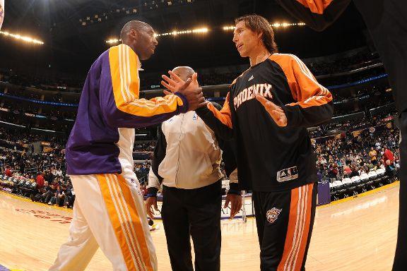Kobe Bryant/Steve Nash