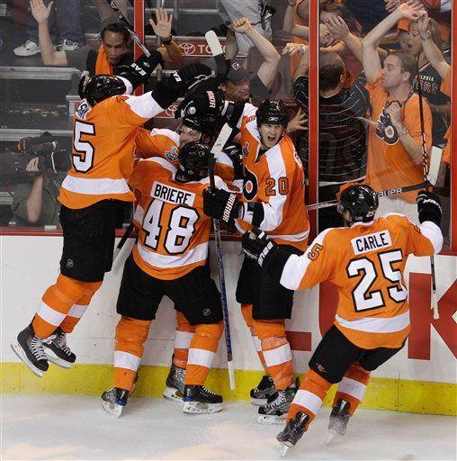 Flyers Score